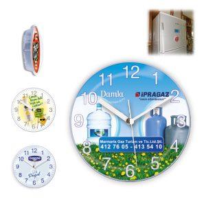 Promosyon Buzdolabı Saati