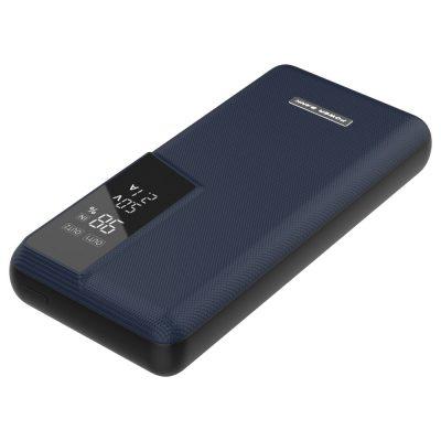 POWERBANK ST130R 13000MAH, 2. NESİL LCD EKRAN