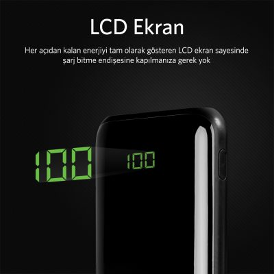 POWERBANK ST80G 8000MAH