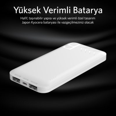POWERBANK ST60J 6000MAH