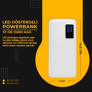 ST-130 13000 mAh - Powerbank