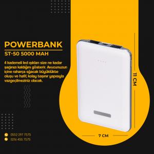 ST-50 5000 mAh - Powerbank