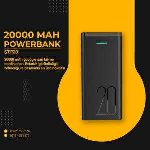 St-P20 20000 Mah Powerbank